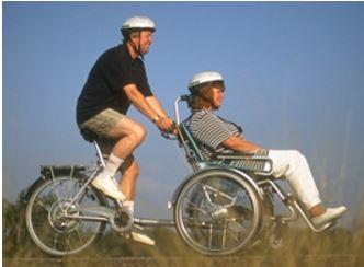 Duet Pedal Assist Bike