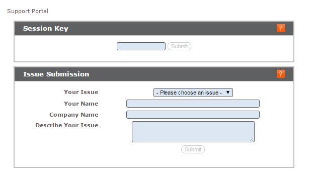 The Bomgar Support Portal